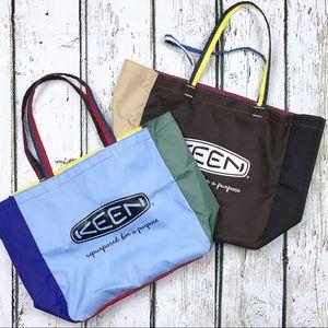 Keen Reusable Nylon Tote Bag Bundle